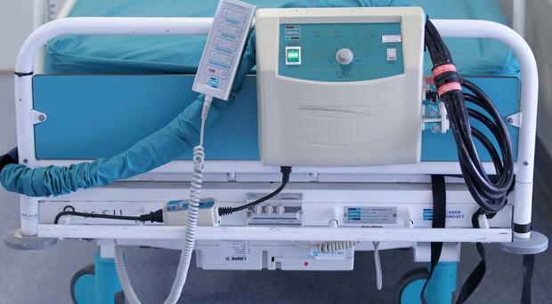 Bed occupancy across the NHS is currently slightly under 90%, a report found