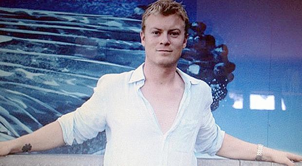 Paul Bramley, 28, was a passenger on the doomed Airbus flight (Foreign and Commonwealth Office/PA)