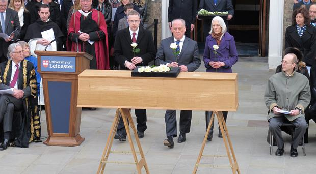 The Yorkist king will be re-interred in Leicester