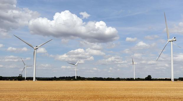 Renewables such as wind, solar, bioenergy and hydropower generated almost a fifth (19%) of the UK's electricity in 2014, a new record high for the clean technologies