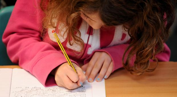 Official figures show around one in four youngsters start primary school lacking the right speech and communication skills