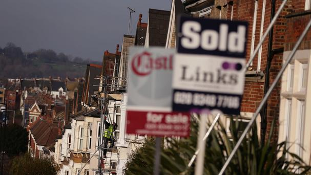 House prices in Northern Ireland have experienced their strongest annual rate of growth in more than seven years, new official figures have revealed