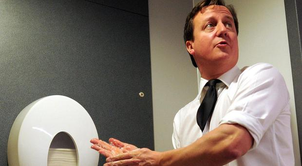 David Cameron has vowed to introduce a