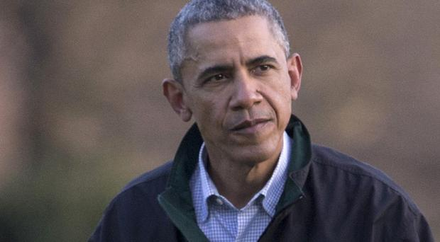 US president Barack Obama was among those whose details were accidentally leaked (AP)