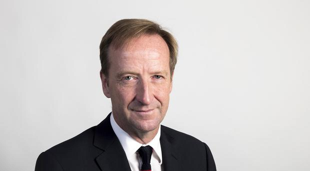 Alex Younger said the intelligence agencies faced opponents who were exploiting internet technology to