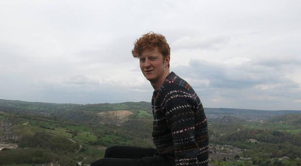 Neil Dalton was on a medical placement when he was killed in August 2014 (Family handout/PA)