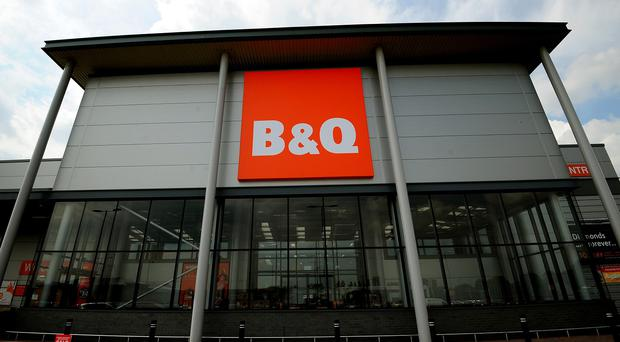 B&Q currently operates 10 stores across Northern Ireland