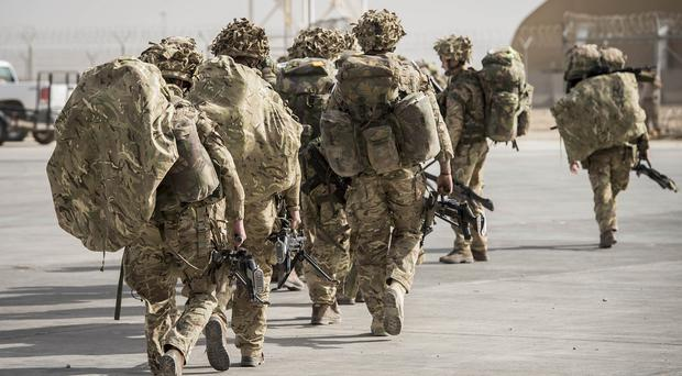 The rise in cases is blamed on troops returning from Afghanistan and Iraq