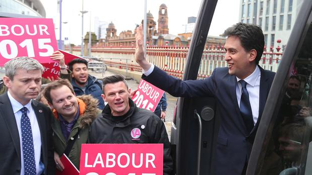 Labour leader Ed Miliband is expected to announce that his party would put an end to zero hours contracts if they win the General Election