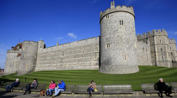 During the launch at Windsor Castle, the Queen will be shown a small exhibition of documents from her forebear