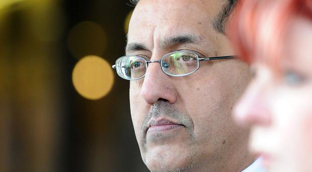 Nazir Afzal said that headteachers do not want to criminalise their pupils