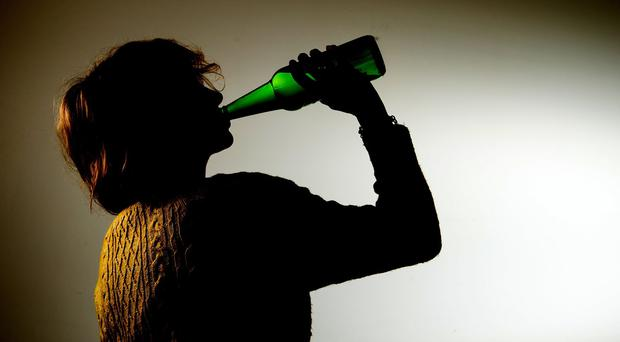 A third of 18 to 24-year-olds said they had got so drunk they could not remember most of their night out