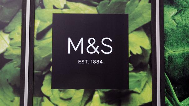 Marks & Spencer boss Marc Bolland said the retailer was