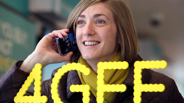 Ofcom's test of smartphones in five towns and cities found EE delivered the fastest average 4G download speed
