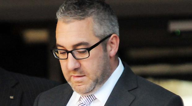 Adam Rushton was found guilty of five counts of misconduct and another of breaching data protection rules