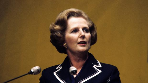 Margaret Thatcher's pseudonym was Mrs Stone