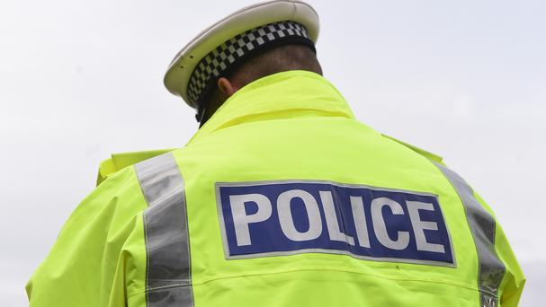 Police Scotland said radar contact with the light aircraft was lost at around 1.50pm on Saturday