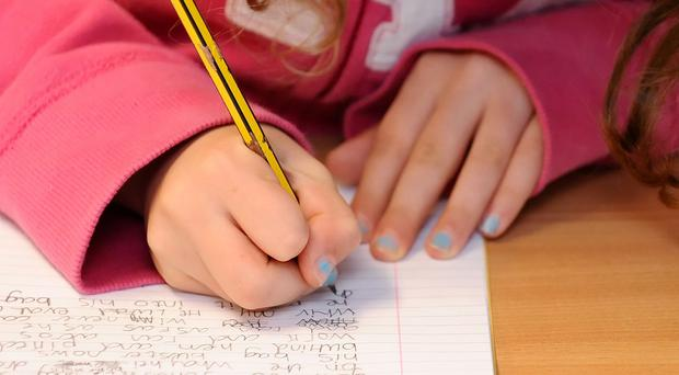 Children are attending school when they are sick because parents can't stay at home and look after them, research suggests