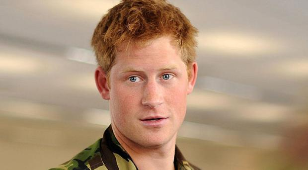 Prince Harry is beginning his four-week placement with the Australian Defence Force