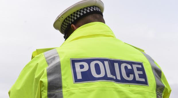 Police said the incident happened Spittal Point, Berwick