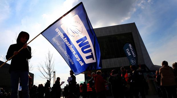 Low wages mean young teachers are having to share rooms, the NUT conference has heard