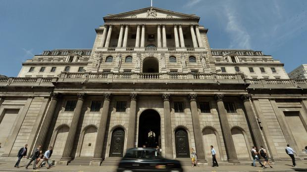 The Bank of England 'is monitoring' the country's current account deficit