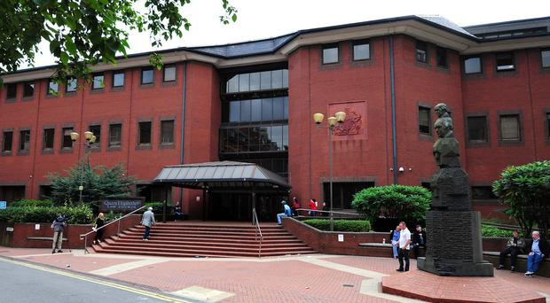 The gang were jailed at Birmingham Crown Court
