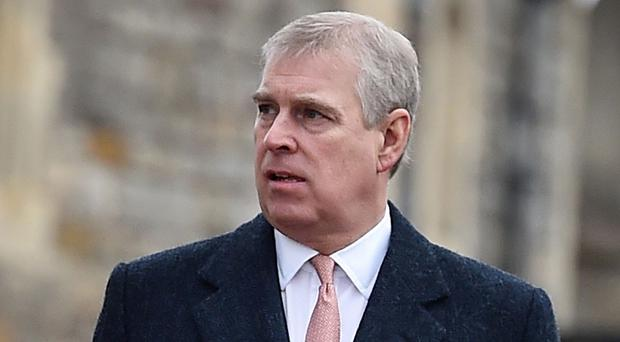 The Duke of York has strenuously denied the claims