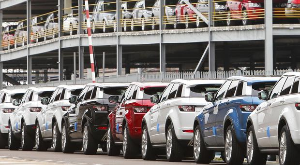 Figures show a record number of new cars were registered in March