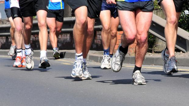 Male long-distance runners may be more attractive to women, a study has found