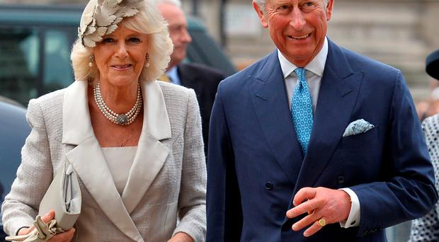 Celebrations: Charles and Camilla
