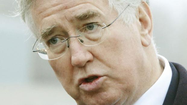 Defence Secretary Michael Fallon claims Ed Miliband will trade away Britain's nuclear deterrent