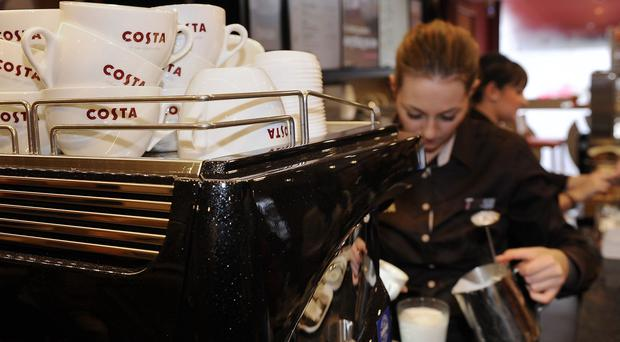 Thousands of new apprenticeships and work experience places are to be created by Premier Inn and Costa Coffee owner Whitbread