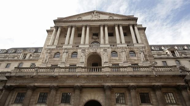 The Bank of England is expected to keep interest rates at an emergency low