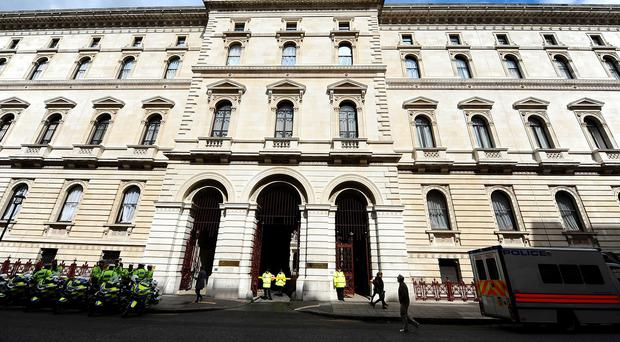 The Argentine ambassador was summoned to the Foreign Office