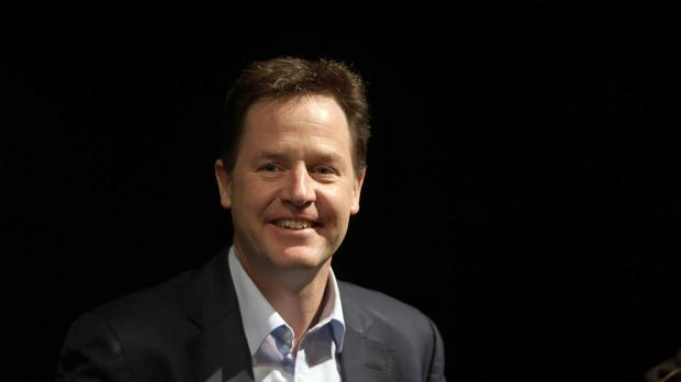 Nick Clegg is wooing the