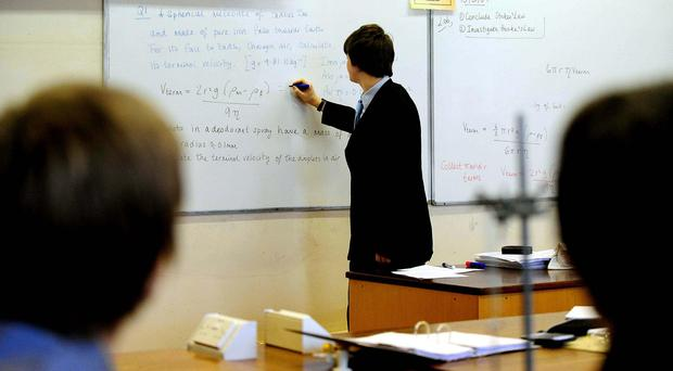 Teachers and health workers are among professions experiencing skills shortages, a report said