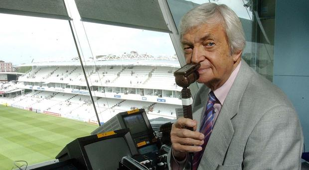 Cricket presenter Richie Benaud has died at 84