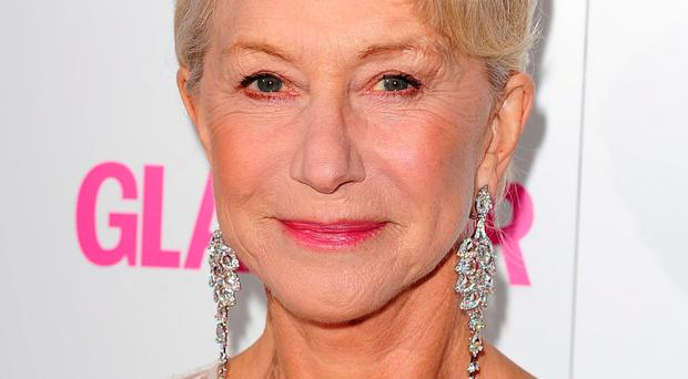 Royal ambitions: Helen Mirren