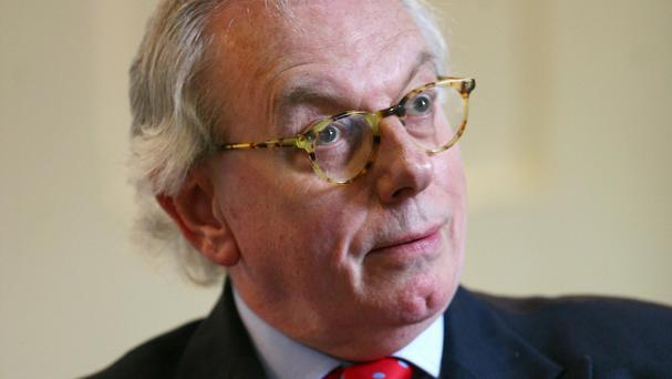 David Starkey said evidence suggested women tended to be of average intelligence, whereas men were either