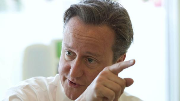 David Cameron wants to raise the inheritance tax threshold to £1 million