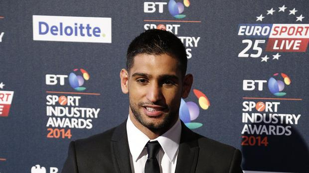 Boxer Amir Khan said it was important to speak out about the radicalisation of young Muslims