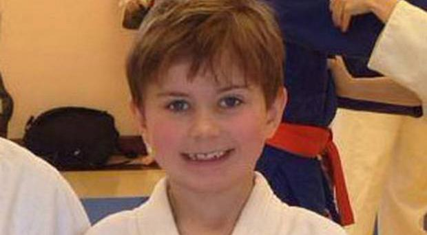 Carwyn Scott-Howell died after falling down a cliff in the French Alps resort of Flaine