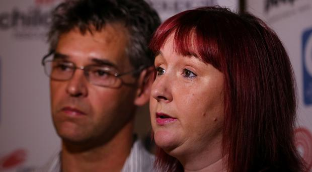 Coral and Paul Jones, parents of murdered schoolgirl April Jones, have published a book about their ordeal