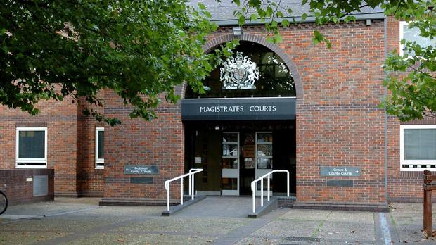 Zoe Gregory admitted the charge at Norwich Magistrates' Court