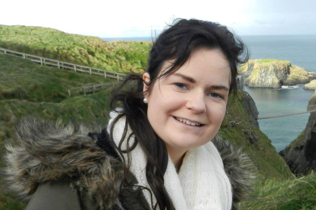 Karen Buckley failed to return home from a night out