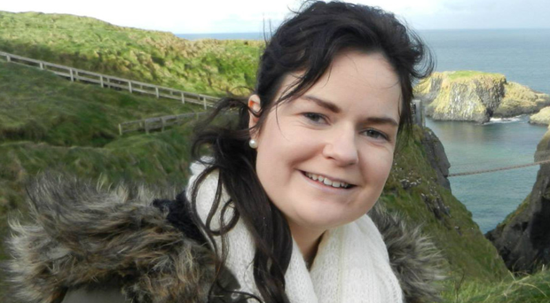 Missing student Karen Buckley