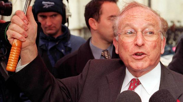 Lord Janner served as an MP for 27 years and was made a life peer in 1997