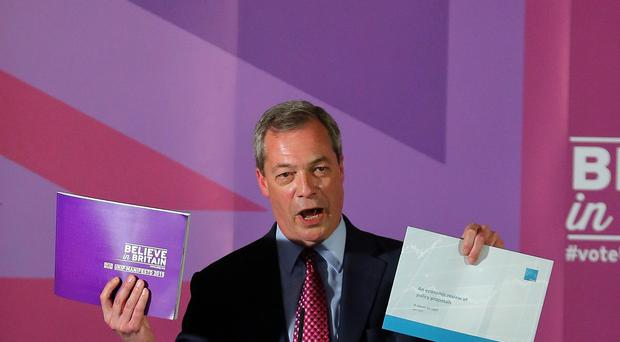 Ukip apologised for the advert featuring Nigel Farage and a poppy