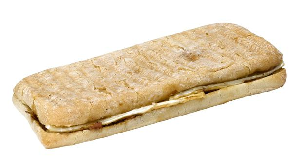 Caffe Nero's brie and bacon panini contains 624 calories (Which?/PA)